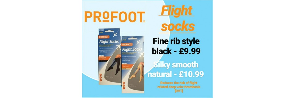 Profoot flight socks